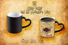 Calor Cambio de Color Magic Taza/Taza-Harry Potter Merodeadores Mapa