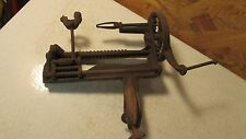 Antique Goodell Family Bay State Cast Iron Apple Peeler