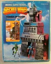 1984, Mattel, Marvel Super Heroes, Secret Wars, Tower of Doom, NIB