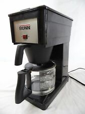 BUNN GRX-B Black Coffee Maker Non-Working As-Is For Parts or Repair COMPLETE