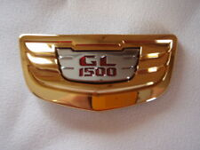 Goldwing GL1500 Front Fender Emblem ( H87124-MT8-770 ) Year 1988-2000