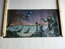 MAGNUM THE 11TH HOUR POSTER LARGE VINTAGE 1983 ANABAS AT002 WAS UNOPENED