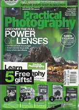 PRACTICAL PHOTOGRAPHY MAGAZINE   FEBRUARY, 2015     CD SOFTWARE INCLUDED