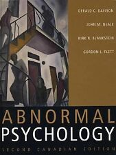 Abnormal Psychology, 2nd Canadian Edition