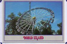 ENTERPRISE THRILL RIDE,BOBLO ISLAND AMUSEMENT PARK-BOBLO ISLAND,CANADA