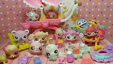 Littlest Pet Shop mini Cutest Pets Baby Stroller Accessories vhtf ☆ rare accesorios