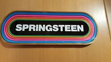 KLOS Rainbow Decal - SPRINGSTEEN Decal & /Patch SALE