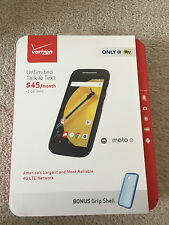 Verizon Motorola Moto e 4G LTE w/8GB,  NEW (Prepaid)