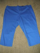 """AUTOGRAPH BLUE OCEAN STRETCH """"EASY"""" JEAN CROPS-SIZE 26-NWT NEW SEASON JUST IN!!!"""