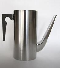 Jacobsen Stelton Cylinda Coffee Pot Vintage '67 Danish Stainless Steel Tableware