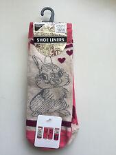 BAMBI & KLOPFER Shoe Liners Füßlinge Socken 37 38 39 40 41 42 Disney