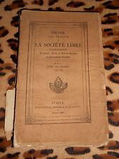 Société libre d'agriculture, sciences, arts et belles-lettres de l'Eure t.4 1843