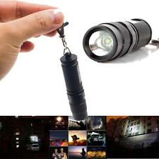 2000 Lumens CREE Q5 LED Taschenlampe Zoomable Lampe Außenleuchte Mini Light New