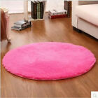 Fluffy Anti-skid Shaggy Area Rugs Dining Living Room Carpet Comfy Bedroom Floor