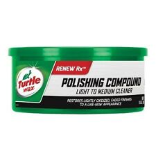New Turtle Wax T-241A Polishing Compound - 10.5oz *