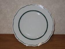 PHILIPPE DESHOULIERES *NEW* DOME Vert 6612 1 Assiette Plate Dôme Vert