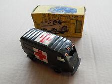 VINTAGE CIJ F n° 3.62 Renault 1000 kg ambulance militaire 1/43 DIE CAST DIECAST