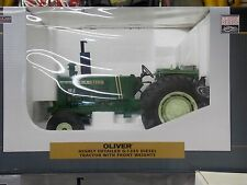 Oliver Highly Detailed G-1355 Diesel Tractor with front weights