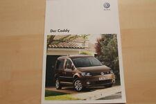 75041) VW Caddy Prospekt 05/2011