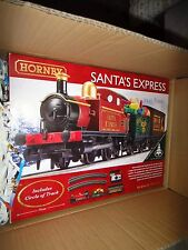 Hornby Santa's Express Christmas Train Set (Original Retail)