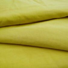 Green Cotton Silk Fabric 54 Inch Wide Indian Dress Material Sewing By 1 Yd FCS1D