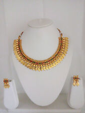 new indian Traditional jewelry bollywood ethnic designer necklace set for women