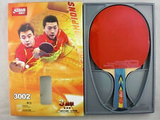 2016 New Version Ping Pong Table Tennis Racket Paddle Bat DHS 3002 Free shipping