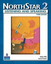 NorthStar : Listening and Speaking by Robin Mills and Laurie Frazier + CODE