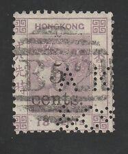 KAPPYSSTAMPS KS2108 HONG KONG SCOTT #32 USED  RETAIL $40