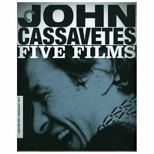 John Cassavetes: Five Films Criterion Collection [Blu-ray]