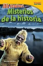 TIME for KIDS® Nonfiction Readers Ser.: ¡Sin Resolver! Misterios de la...