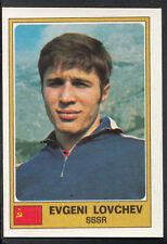 Football Sticker - Panini Euro Football 1976 - No 272 - Evgeni Lovchev - Russia