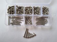 105pcs Stainless Steel M3 Torx T&TX Round Head Self-tapping Screw Bolt Assorment