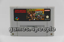 Donkey Kong Country (Land) 2 / II - TOP Jump N Run para Super Nintendo / SNES