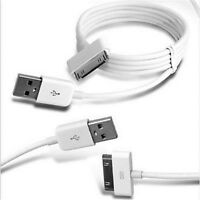 USB Kabel 2.0 für iPhone 4S/4/3GS/3G iPad 3/2/1 iPod Ladekabel Datenkabel Sync