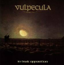 "VULPECULA In Dusk Apparition Clear Vinyl 12"" EP (ORDER FROM CHAOS, ARES KINGDOM)"