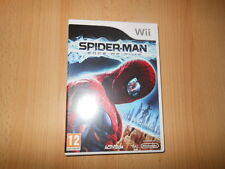 SPIDERMAN Edge Of Time Spider Man Action Adventure Nintendo PAL NEW NOT SEALED