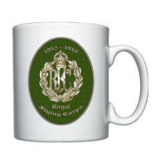 Royal Flying Corps  -  RFC -  Personalised Mug