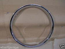 "JAGUAR DAIMLER 15"" WHEEL RIM EMBELLISHER MK2 S-TYPE 420 XJ6 XJ12 DS420 C21983 x1"