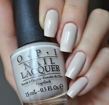 New! OPI **MY VAMPIRE IS BUFF** Creamy Pale Nude Beige Nail Polish Lacquer E82
