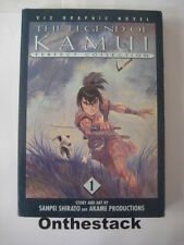 MANGA:  The Legend of Kamui Perfect Collection Vol. 1 by Sanpei Shirato