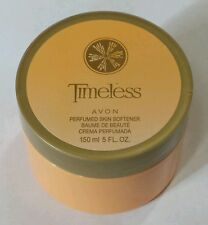 Avon Timeless Perfumed Skin Softener Body Cream New 5 fl oz Full Size Very Nice