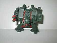 Warhammer 40K Space Marine Dark Angels Dreadnought metal OOP