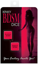 Kinky BDSM Dice Game | Naughty & Sexy Game For Couples | 1st CLASS POST