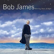 Morning Noon and Night (CD) by Bob James (SEALED, NEW) Shelf GS 6