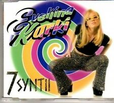 (BH142) Eveliina Kurki, 7 Syntii - 1997 CD