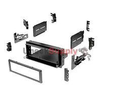 Radio Mounting Stereo Install Installation Single Din Aftermarket Dash Kit
