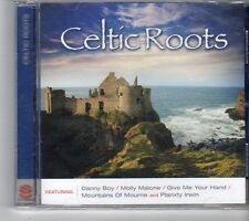 (FD950) Celtic Roots, 18 tracks various artists - 2011 sealed CD