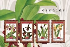 Mustique Grenadines of St. Vincent I Orchids, 2011 I 1113 S/H MNH