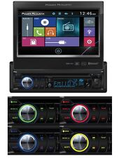 "POWER ACOUSTIK PD-724B 7"" TOUCHSCREEN BLUETOOTH DVD/CD/MP3/USB CAR STEREO PLAYER"
